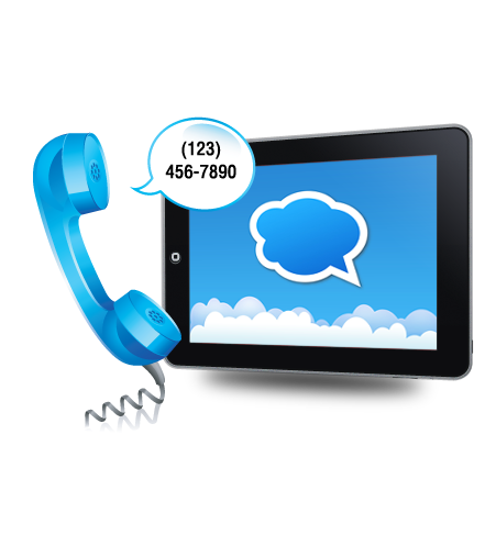 Add a mobile phone number to your iPad or iTouch device.